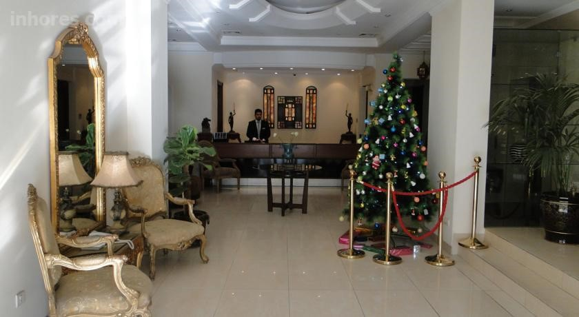 Shanashel Palace Hotel