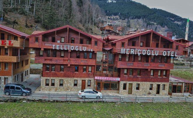 Tellioğlu Ve Meriçoğlu Suite Hotel