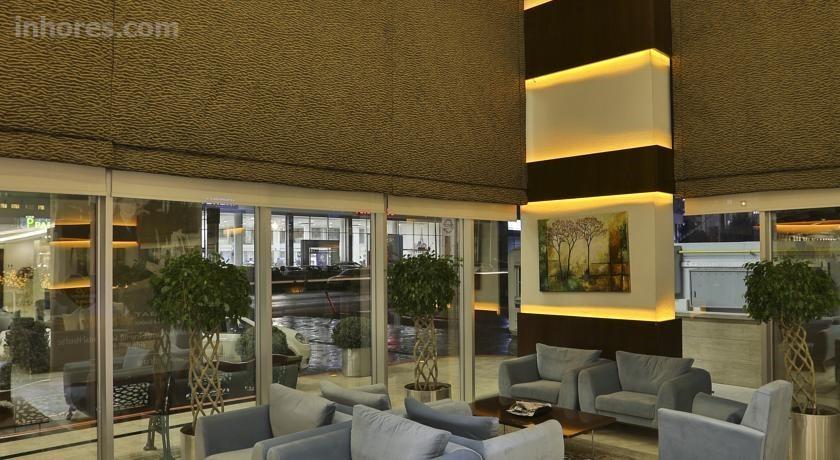 Teymur Continental Hotel