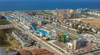 Antalya Otelleri : Crystal Waterworld Resort & Spa