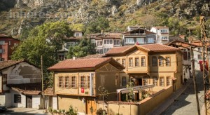 Çivi Otelleri : Helkıs Konak