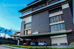 Edirne Otelleri : Hilly Hotel