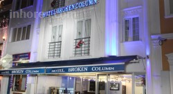 Hotel Broken Column
