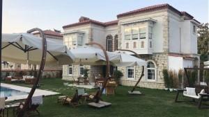 Kerme Ottoman Alaçatı