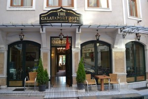 The Galataport Hotel