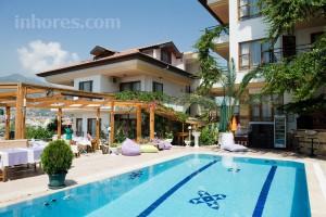 Alanya Otelleri : Villa Sonata Otel