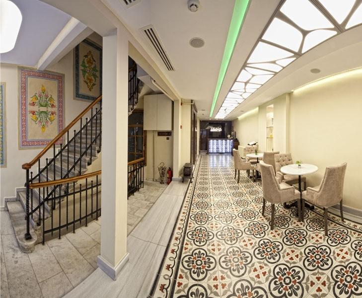 Triada Hotel Taksim