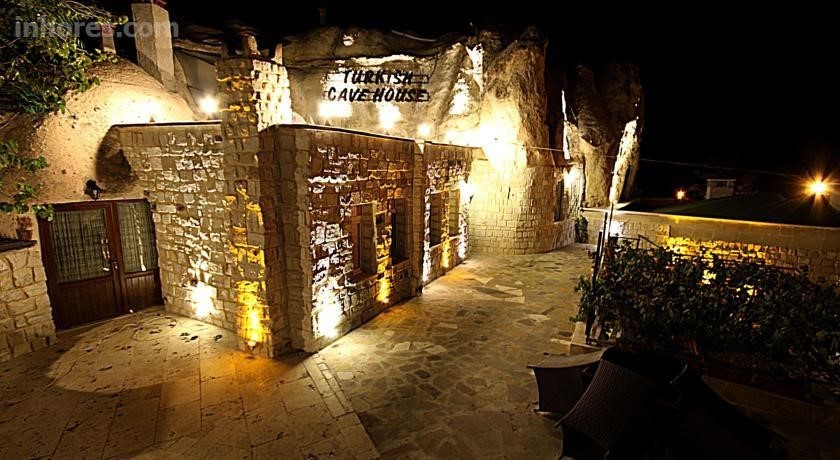 Turkish Cave House