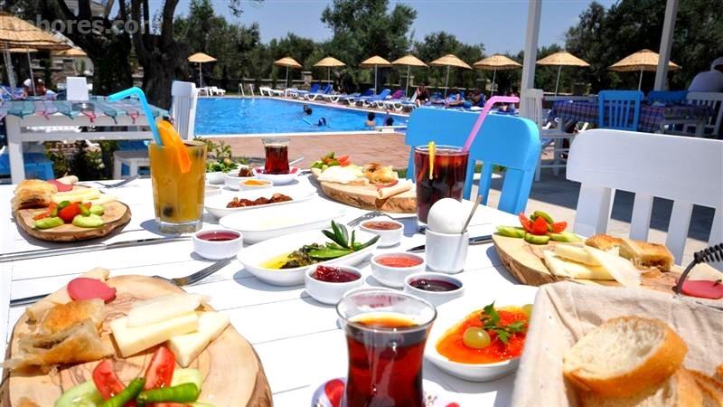 Zeytin Arası Taş Evler Apart & Otel